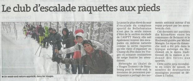 Article Est Répub raquettes 2015